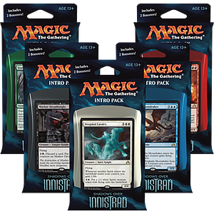 Magic Shadow over Innistrad Intro Pack